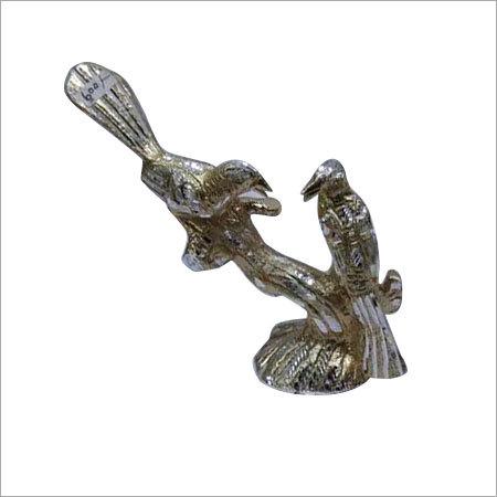 Brass Bird Statue