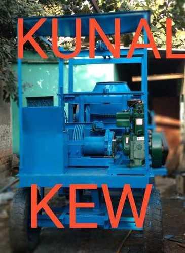 Four Leg Concrete Mixer Machine