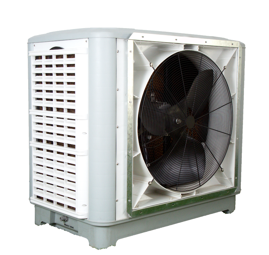 Hybrid Evaporative Cooling Systems