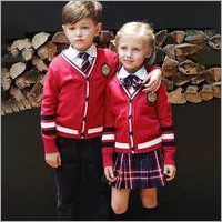 School Full Uniform Dress