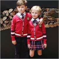 Kids Customized School Uniform