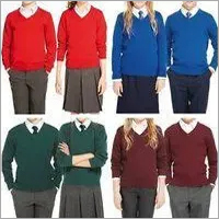 Pullover School Uniform