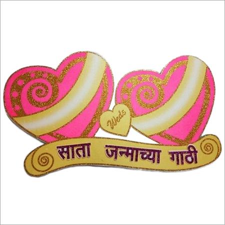 Foam Sheet Decorative Hearts