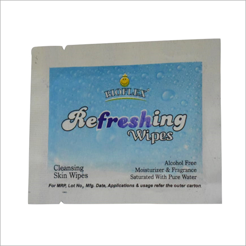Cosmetics Refreshing Wipes