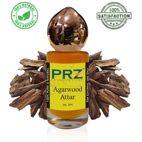 PRZ Agarwood Attar Roll on For Unisex