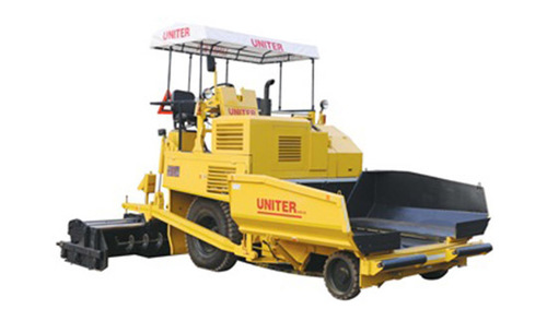 Double Seat Wet Mix Paver Finishers
