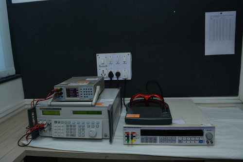 Power Energy calibration