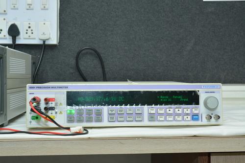 Precision electrical instrument calibration