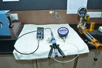 Pressure transducer calibration