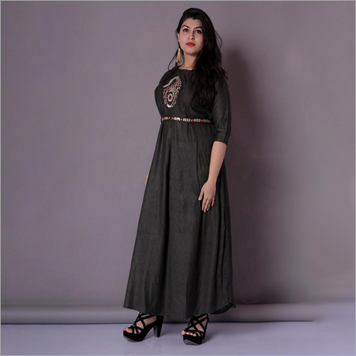 Ladies Long Umbrella Kurti
