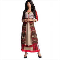 Designer Party Wear Ladies Cotton Kurti