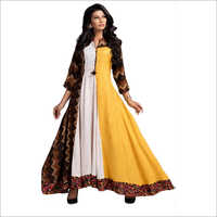 Ladies Fashionable Party Wear Kurti