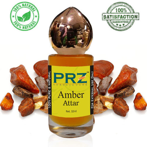 PRZ Amber Attar Roll on For Unisex