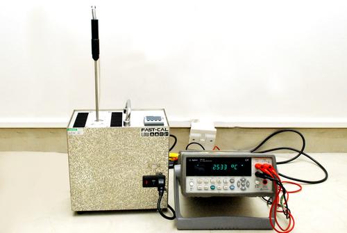 Temperature sensor calibration