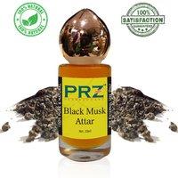PRZ Black Musk Attar Roll on For Unisex