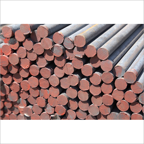 Mild Steel Soild Round Bar