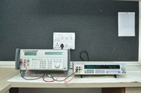 Test equipment calibration