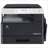Konica Minolta Bizhub 206 Photocopier machine with Original cover