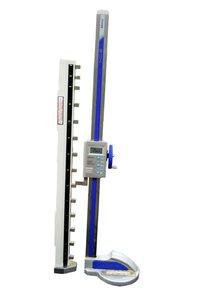 Vernier calibration