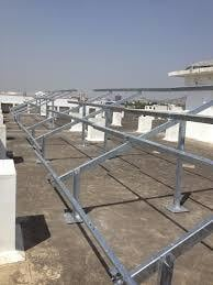 Solar Panel Mounting Structure