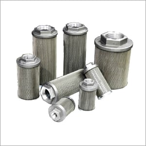 Hydraulic Accessories (MH) Suction Strainer