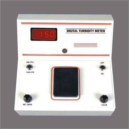 Digital Turbidity Meter, Industrial