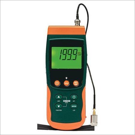 E & E Solutions Vibration Meter
