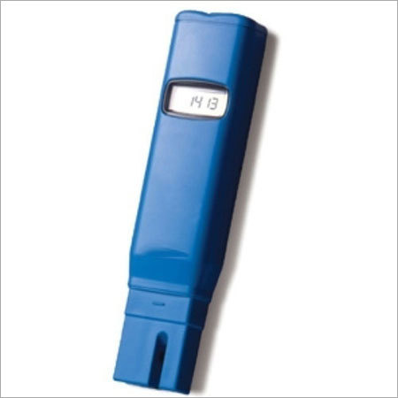 E & E Solutions Blue Conductivity Meter