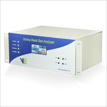 VE Online Stack Gas Analyzer