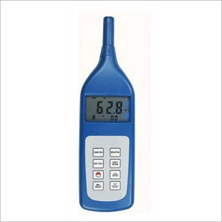 E & E Solutions Portable Sound Level Meter