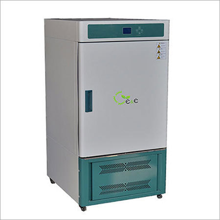E & E Solutions (Chamber) Stainless Steel (304 grade) and (Outer) Powder coated steel  Stainless steel BOD Incubator