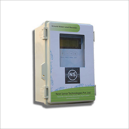 Digital Ground Water Level Recorder Piezometer