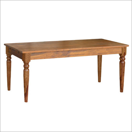Wooden Colonial Dining Table