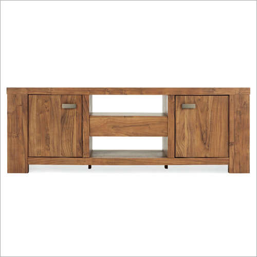 Wooden Manhattan Entertainment Unit