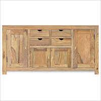 Wooden Clove Sideboard