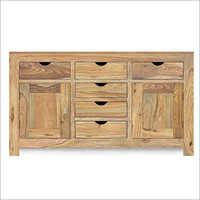 Wooden Clove Buffet Sideboard