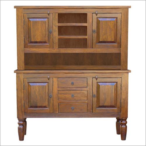 Wooden Colonial Buffet Sideboard