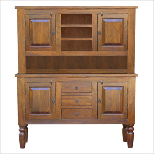 Wooden Colonial Buffet Sideboard