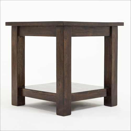 Wooden Cavendish Side Table