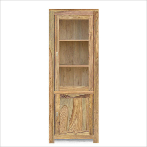 Wooden Glassdoor Cabinet