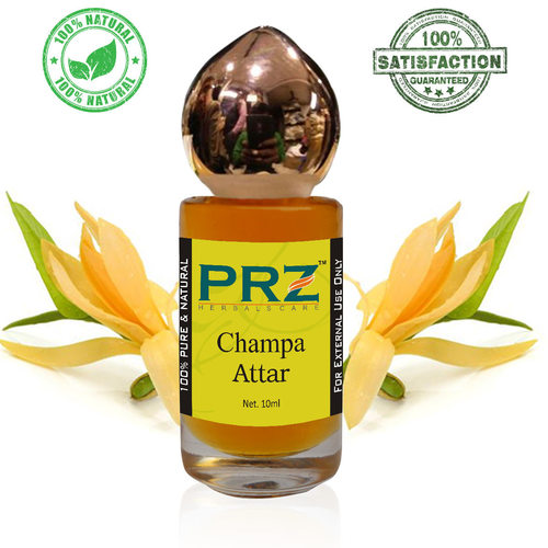 PRZ Champa Attar Roll on For Unisex