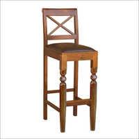 Wooden Bar Chair