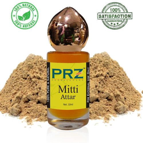 PRZ Mitti Attar Roll on For Unisex