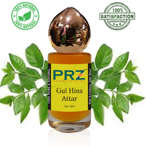 PRZ Gul Hina Attar Roll on For Unisex