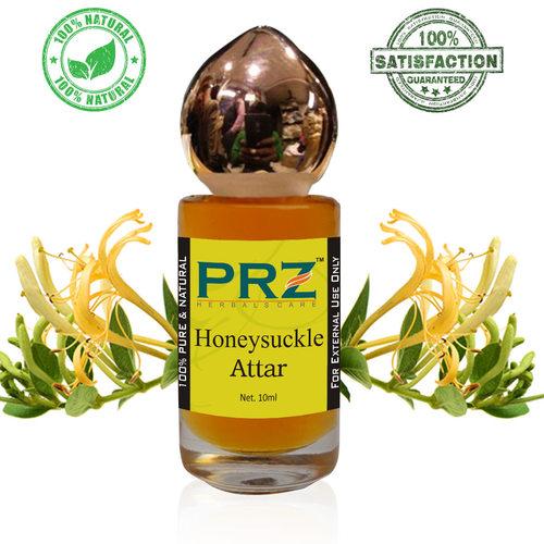 PRZ Honeysuckle Attar Roll on For Unisex