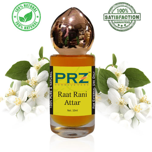 PRZ Raat Rani Attar Roll on For Unisex