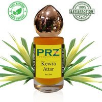 PRZ Kewra Attar Roll on For Unisex
