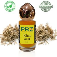 PRZ Khus Attar Roll on For Unisex