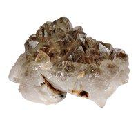 Natural Energised Smokey Quartz Cluster