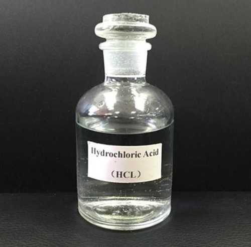 Hydrochloric acid.  Hcl